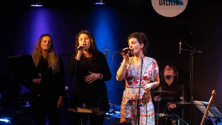 Plattentaufe «Alter Egos» von Denise Donatsch und ihrer Band.