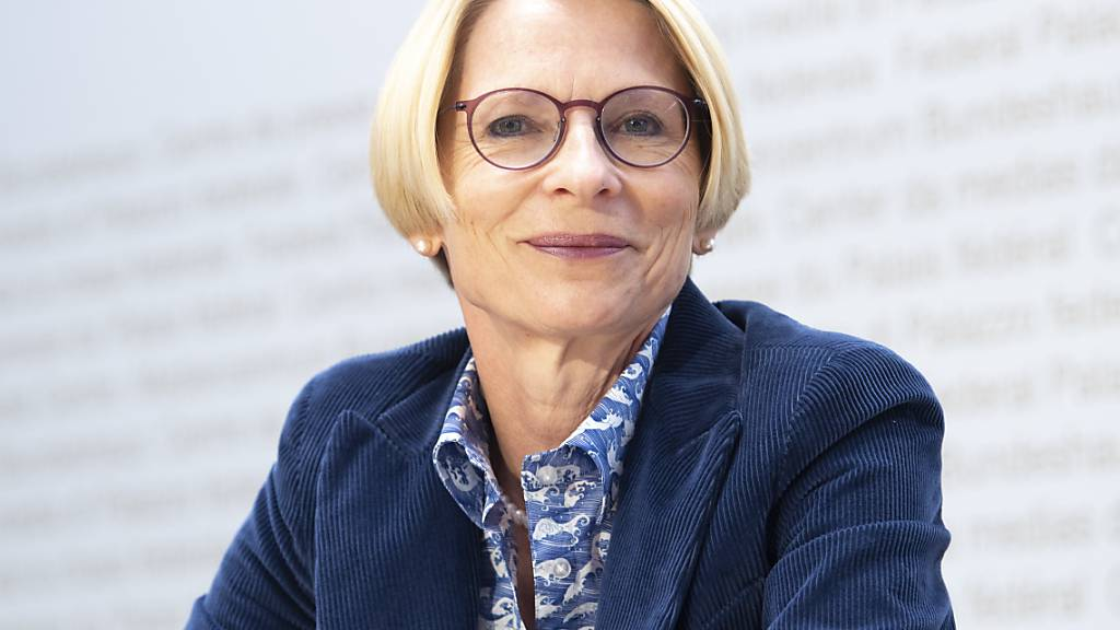 Rahmenabkommen: Staatsekretärin Livia Leu in Brüssel