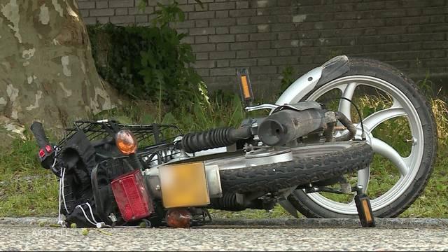 Ex-Gemeindeammann von Kölliken nach Töffli-Unfall schwer verletzt