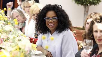 Hat mit der für Diätprogramme bekannten US-Firma Weight Watchers nicht nur Gewicht sondern auch Geld verloren: die Talkshow-Moderatorin und Grossaktionärin Oprah Winfrey. (Archivbild)