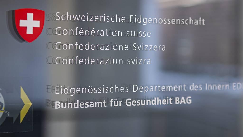 BAG kontert Kritik des Kantons Bern an Moderna-Impfstoff-Engpass