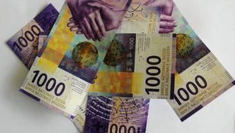 11 Kulturschaffende erhalten je 5'000 Franken. (Symbolbild)