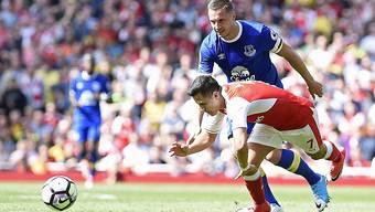 Arsenal siegt und strauchelt doch: Alexis Sanchez und seine Kollegen verpassen die Champions League