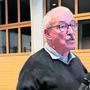 Alt Regierungsrat Rainer Huber beantragte, den Einsatz von Solaranlagen zu prüfen.