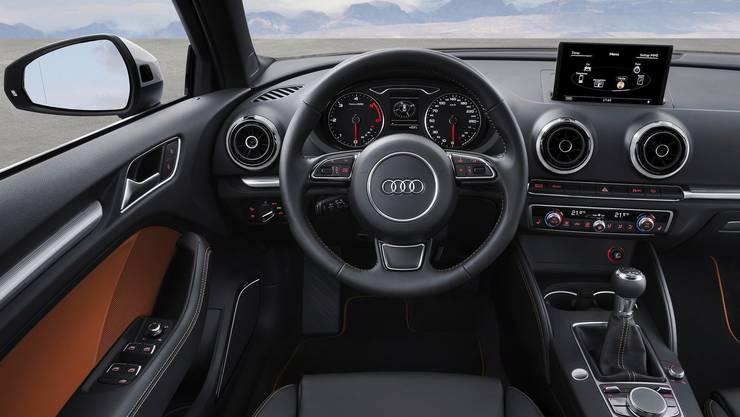 Audi A3 Sedan Innenraum
