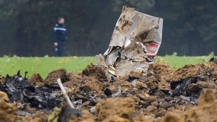 In Oktober 2015 stürzte ein F/A-18-Kampfjet der Schweizer Armee im französischen Jura ab.