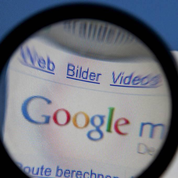 Unsere Moderatoren dürfen den ganzen Tag nicht googlen