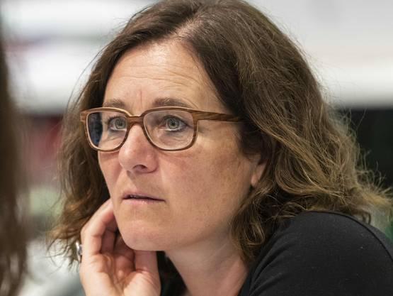 Will nicht für die Parteispitze kandidieren: Die Solothurner SP-Nationalrätin Franziska Roth.