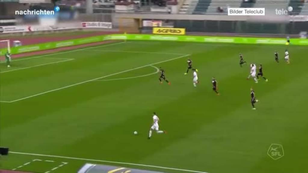 Missglückter Saisonauftakt für FC Luzern