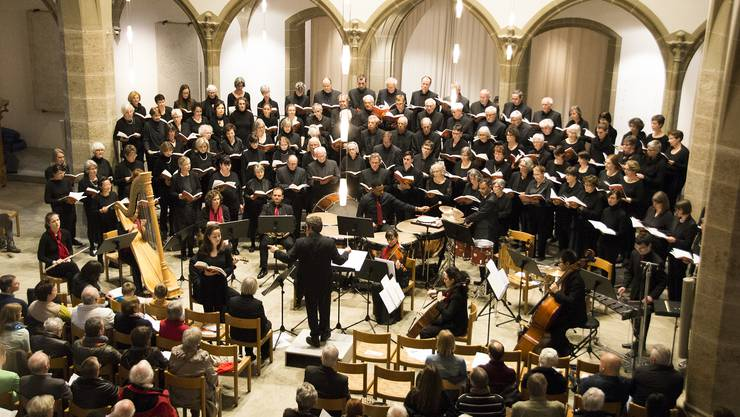 Das Karfreitagskonzert der reformierten Stadtkirche verbindet Kompositionen aus dem 16. bis 18. Jahrhundert mit Werken der Neuzeit. (Symbolbild)