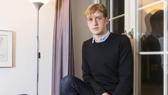 «Ich will nicht Macron kommentieren. Ich schreibe meine Bücher, weil ich über meine eigenen Themen reden will»: Édouard Louis, Shootingstar der französischen Literatur.