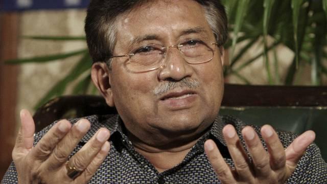 Pervez Musharraf darf nun doch zur Parlamentswahl antreten (Archiv)