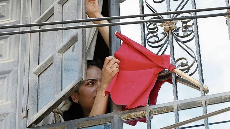 Eingesperrt und ausgeliefert: Die häusliche Gewalt in Lateinamerika steigt rapide an.