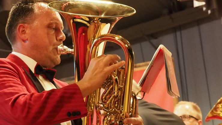 Solist Christian Brunner