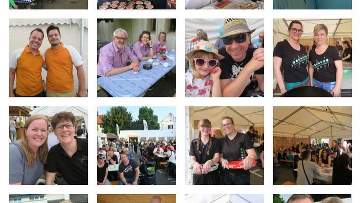 Stimmungsbilder vom Beizlifest 2018 in Erlinsbach!