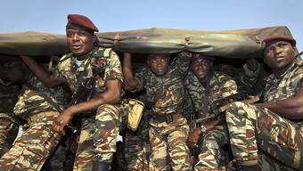 Die Armee von Kamerun befreite zwölf europäische Touristen, darunter angeblich auch Schweizer, die als Geiseln genommen worden waren. (Archiv)