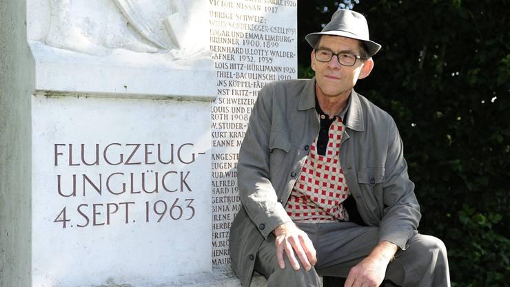 Maurice Maggi verlor in Dürrenäsch seinen Vater.
