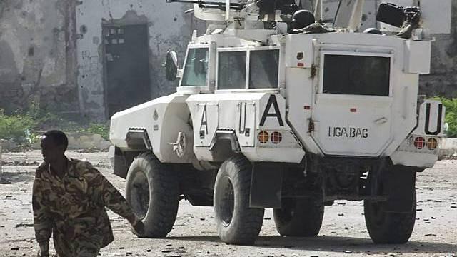 Regierungstruppen bekämpfen islamistische Rebellen
