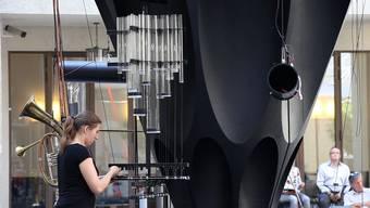 Das grösste Instrument von Basel