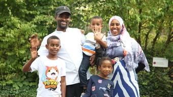 Hussein und seine Frau Zeynab kämpfen gegen die weibliche Genitalbeschneidung in der Schweiz und in Somalia.