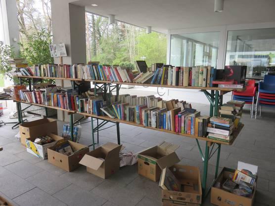 Abteilung Bücher
