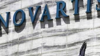 Firmen-Logo des Vita-Merfen- und Euceta-Herstellers Novartis
