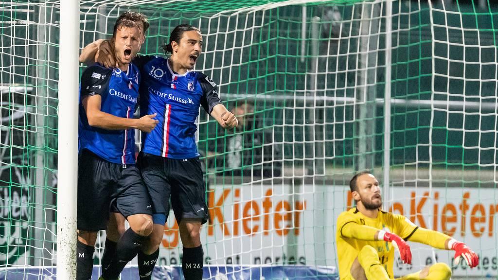 FC Aarau vs. Yverdon 10.9.21