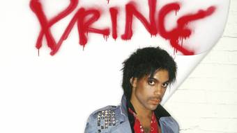 """Ein Ausschnitt aus dem Cover des posthumen Prince-Albums, das im Juni herauskommen wird. Das Album """"Originals"""" wird 15 Demo-Versionen von Songs enthalten, die Prince in erster Linie für andere Künstler komponiert hatte."""