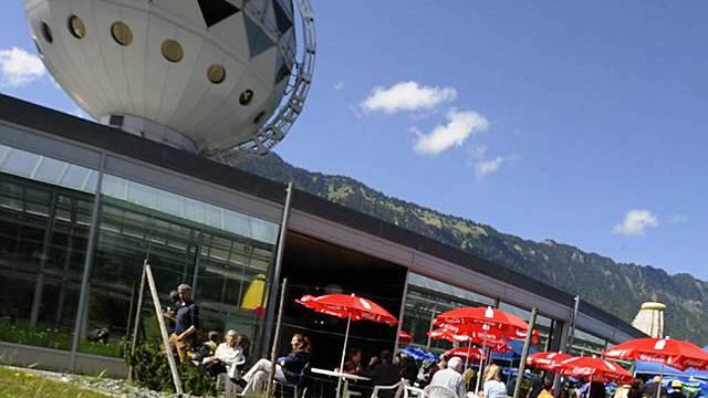 Der Mystery Park heisst bald Jungfrau Park (Archiv)