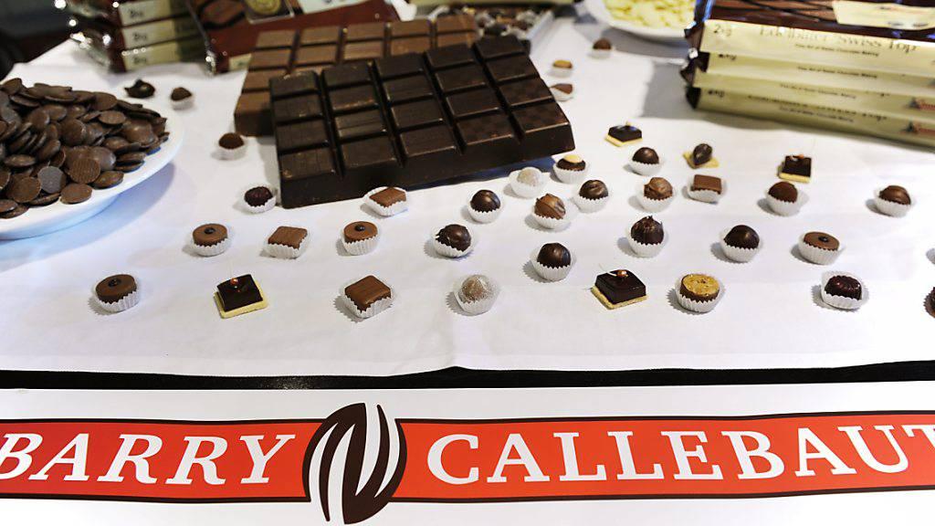Barry-Callebaut-Hauptaktionär Jacobs verkauft Aktienpaket
