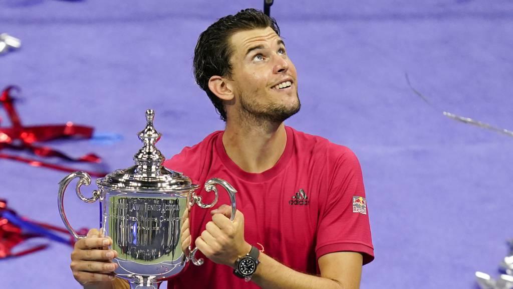 «Grand-Slam-Turniersieger Dominic Thiem - das tönt gut, oder?»