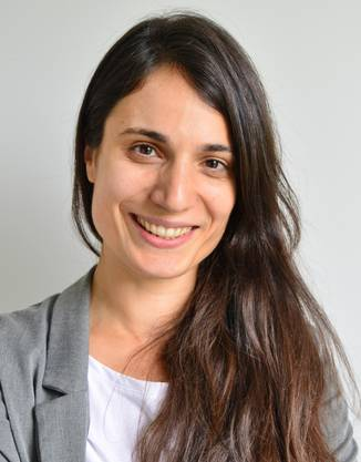 gemeinsam mit ihren zwei Mitarbeiterinnen und einer Praktikantin unterstützt Nina Vladović die Freiwilligen bei ihrem Engagement.