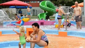 Letzter Tag der Saison 2020 für die Badi Olten