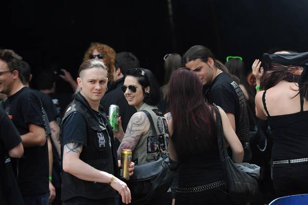Metal Day Festival im Z7 in Pratteln.