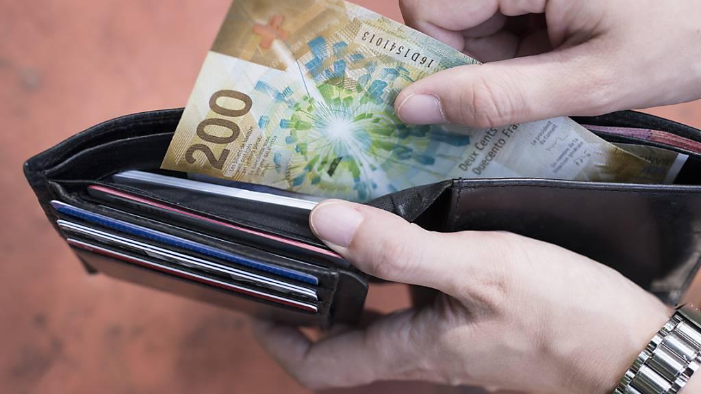 Schweizer Konsumentenstimmung verschlechtert sich