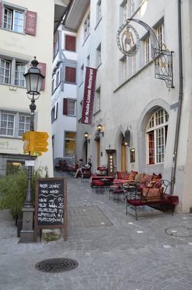 Nouba Lounge Shisha Obere Gasse Baden