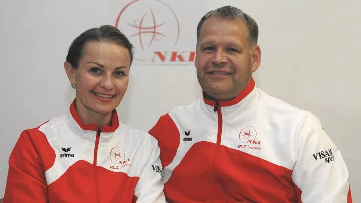 Svetlana Hütten ist nach 10 Jahren als Cheftrainerin Trampolin am NKL zurückgetreten. Jörg Hohenstein ist ihr Nachfolger.