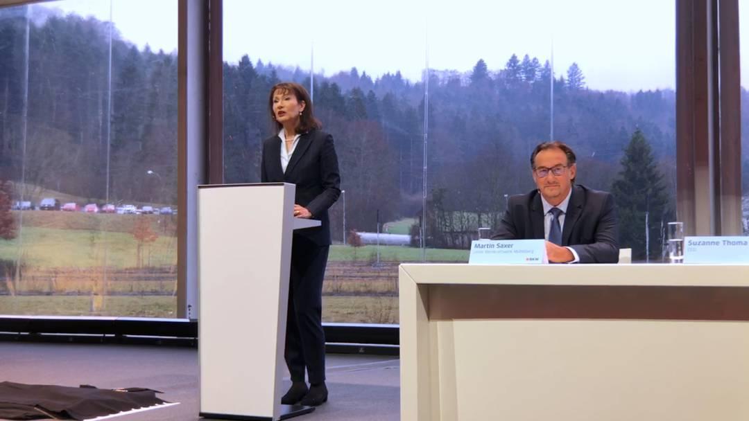 AKW Mühleberg: «Lösungen für eine lebenswerte Zukunft»