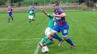 Aleksander Petrovic erzielt seine Saisontore Nummer 20 und 21.