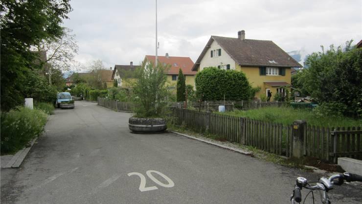Die Gärten im Quartier werden saniert. (Archiv)