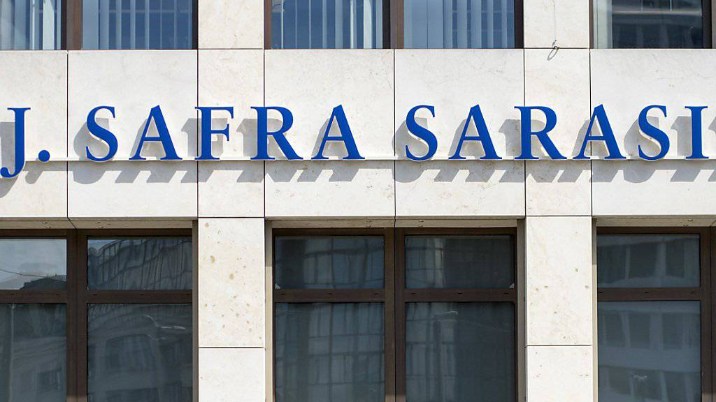 Die Bank Safra Sarasin treibt den Ausbau des Geschäfts mit reichen Privatkunden voran (Archivbild).
