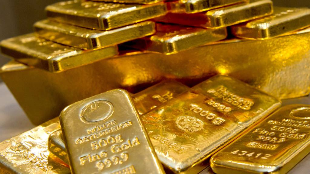 Goldpreis steigt über 1600 US-Dollar