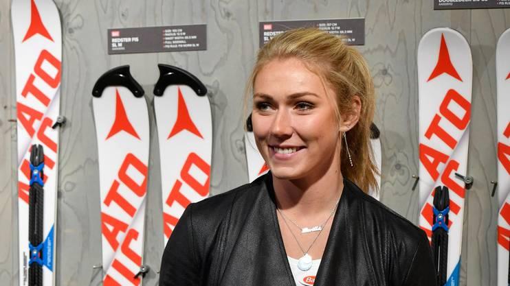 Mikaela Shiffrin konnte bislang den Gesamtweltcup noch nicht für sich entscheiden, doch das soll sich ändern.