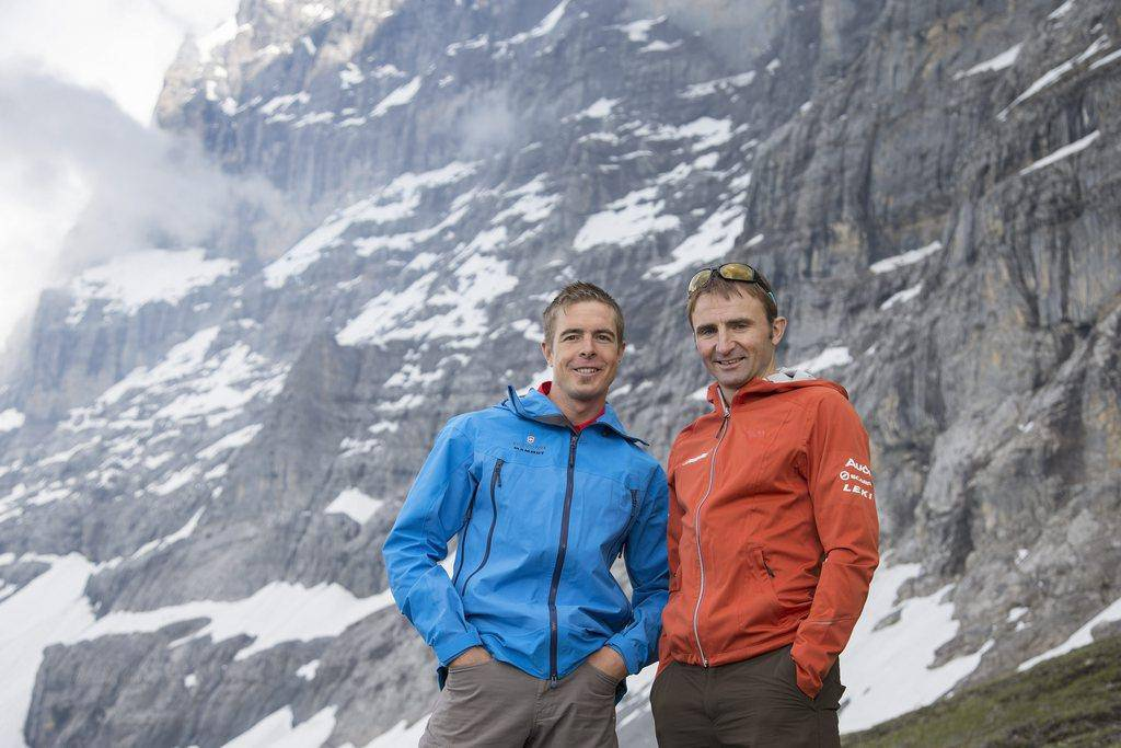 Bergsteiger Steck