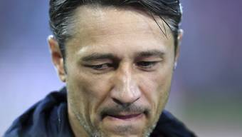 Niko Kovac hat bei Bayern München alles andere als eine Jobgarantie