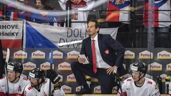 Nationaltrainer Patrick Fischer ist heutzutage auch ein «Nationalmanager».