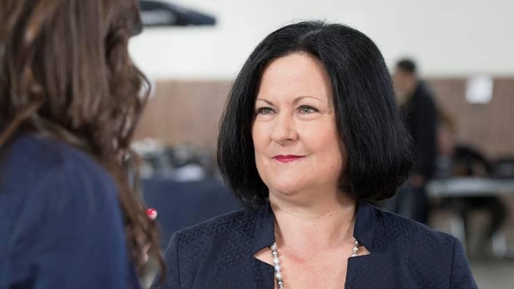 FDP Kandidatin Marianne Meister hat jetzt doch die SVP im Rücken.