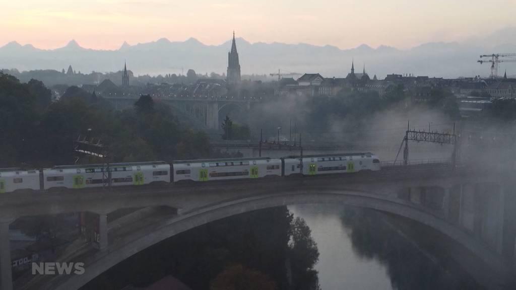 Schweizer ÖV-Betrieb stagniert: Branche will ihren Anteil am Gesamtverkehr steigern