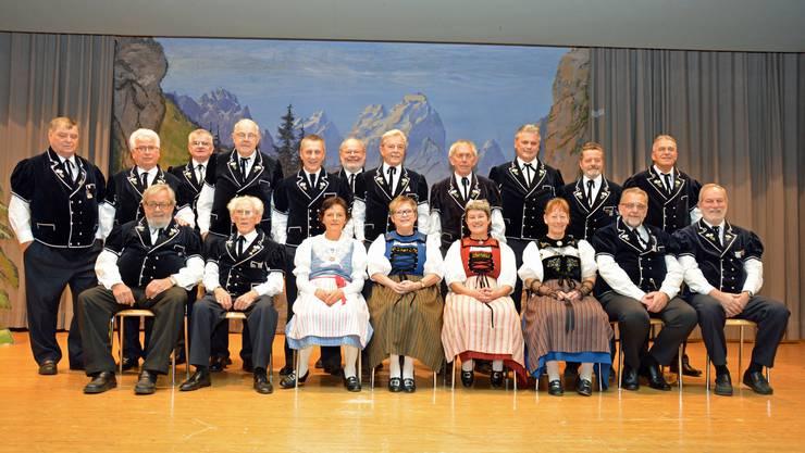 Jodelklub Edelweiss Untersiggenthal