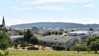 Hägendorfs Schulanlagen auf einen Blick: Es ist wieder mehr Ruhe eingekehrt.